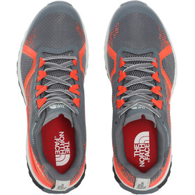 The North Face Ultra Swift FutureLight Zapatillas Mujer, gris/naranja